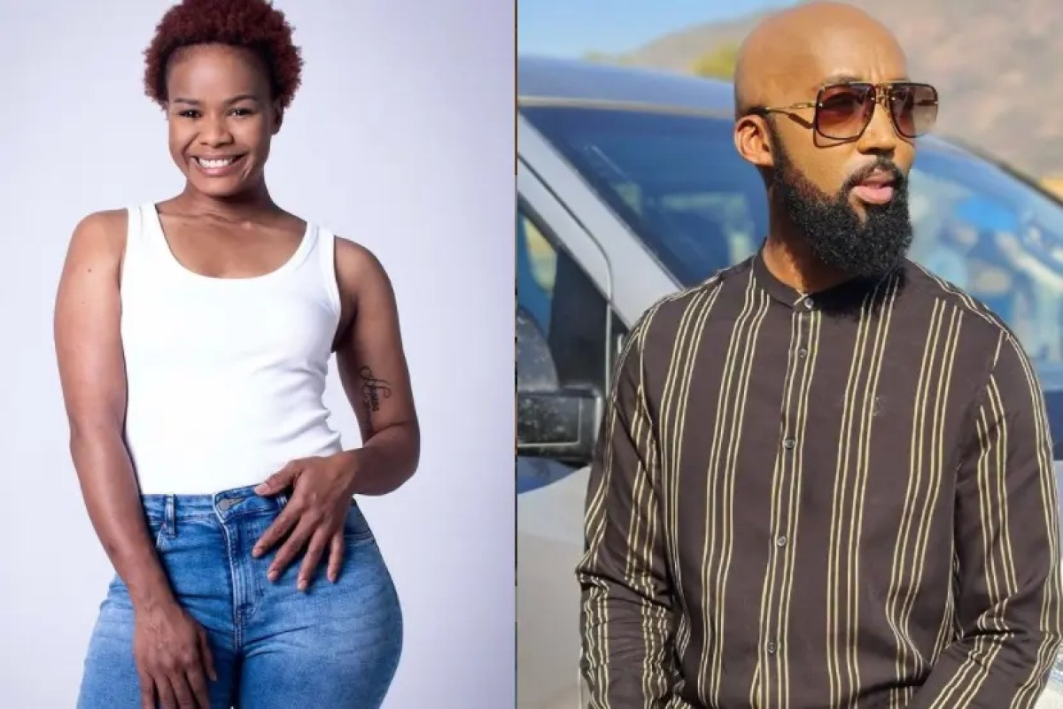 Did you know James and Meme from Muvhango have a daughter together in real life?
