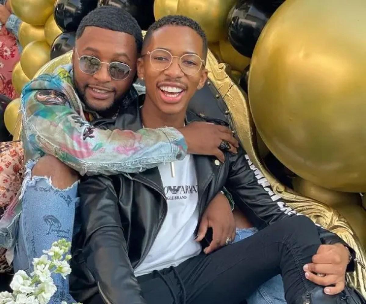 Pictures: Vusi Nova and Lasizwe dating?