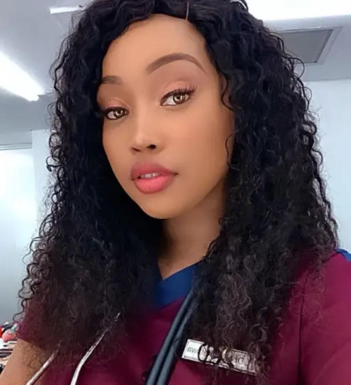 Salaries: Actress Nelisiwe Sibiya 'Dr Mbali Mthetwa' salary at Durban Gen revealed