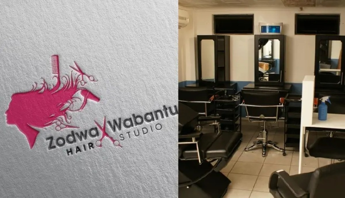 In Pictures: A look at Zodwa Wabantu's new hair studio