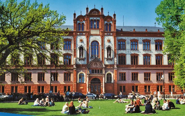 The Most Spectacular Universities In Europe   Save A Train