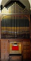 Organ before restoration