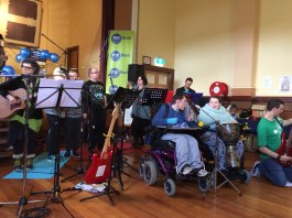 The Funky Turtles is a Recreation & Social Support Program for young adults with a disability living in Ballarat. It is under the auspices of Pinarc Support Services,