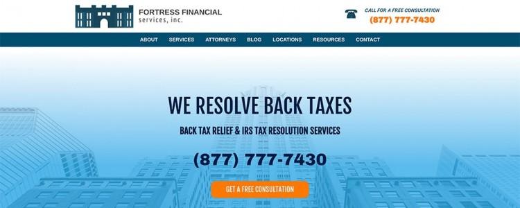 taxforess.com home