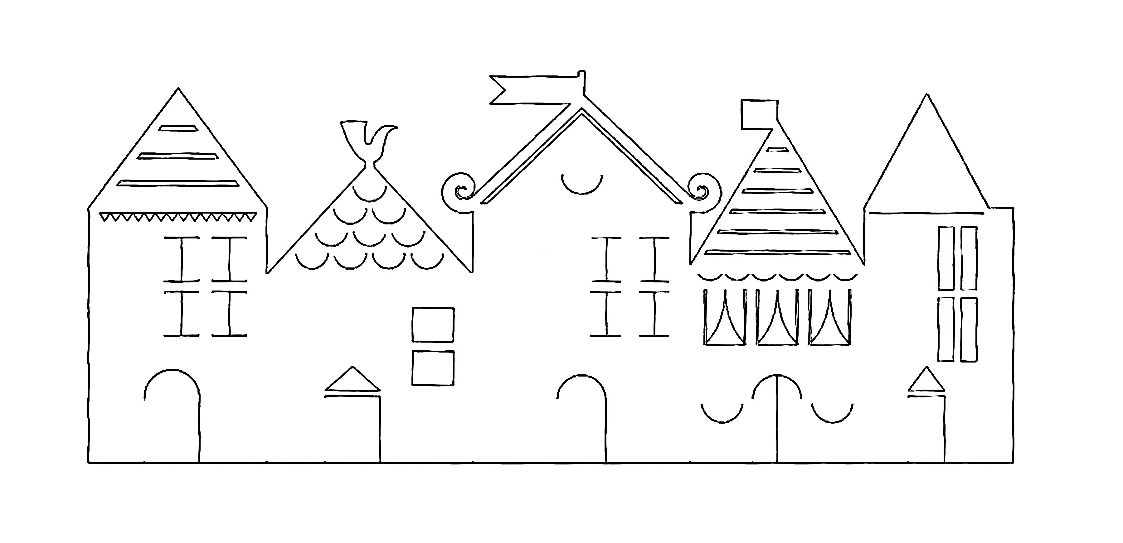 Papercraft Village