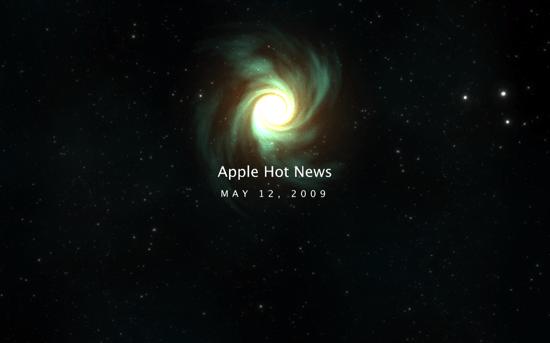 Time Machine Screensaver 2011 সালের সর্বাধিক জনপ্রিয় স্ক্রীন Savers