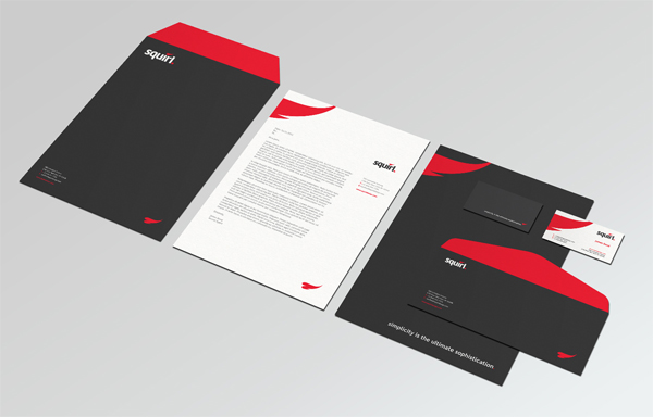 Squirl Corporate Identity by squirl.