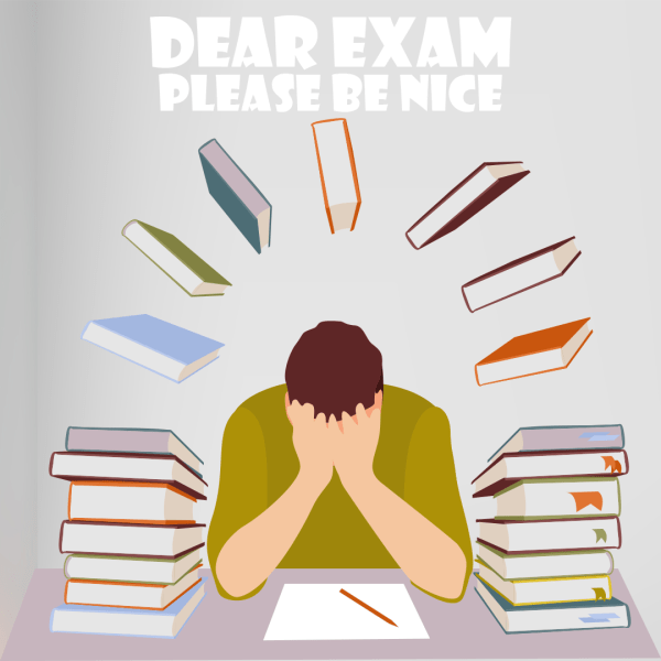 Dear Exam Please Be Nice
