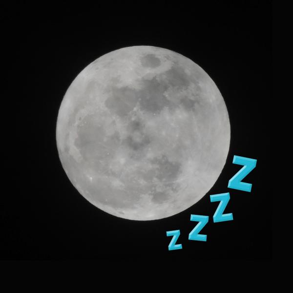 Good Night zzzzz, Moon