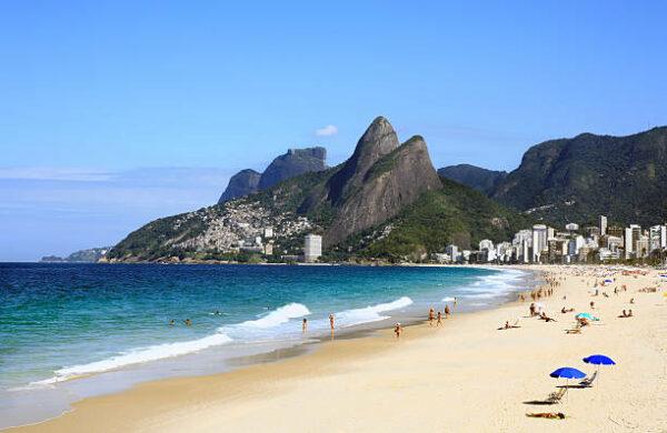 An experience in Rio De Janeiro beach in Brazil