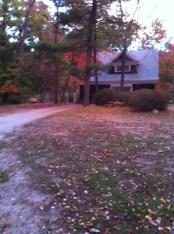 Barker House garage Nicole