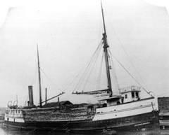 JD Marshall ship