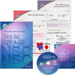 First Aid and CPR/AED training
