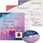 Pediatric First Aid and CPR/AED training
