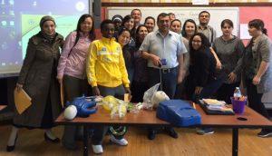 CPR class in Ludlow, MA