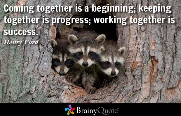 Work Together!