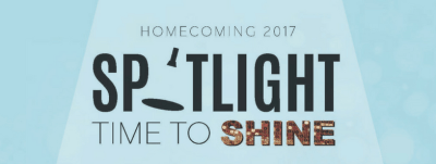 HomeComing 2017 Header Image