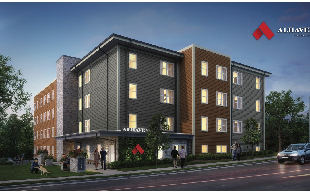 Alhaven, A Supportive Housing Community in Midtown, Breaks Ground