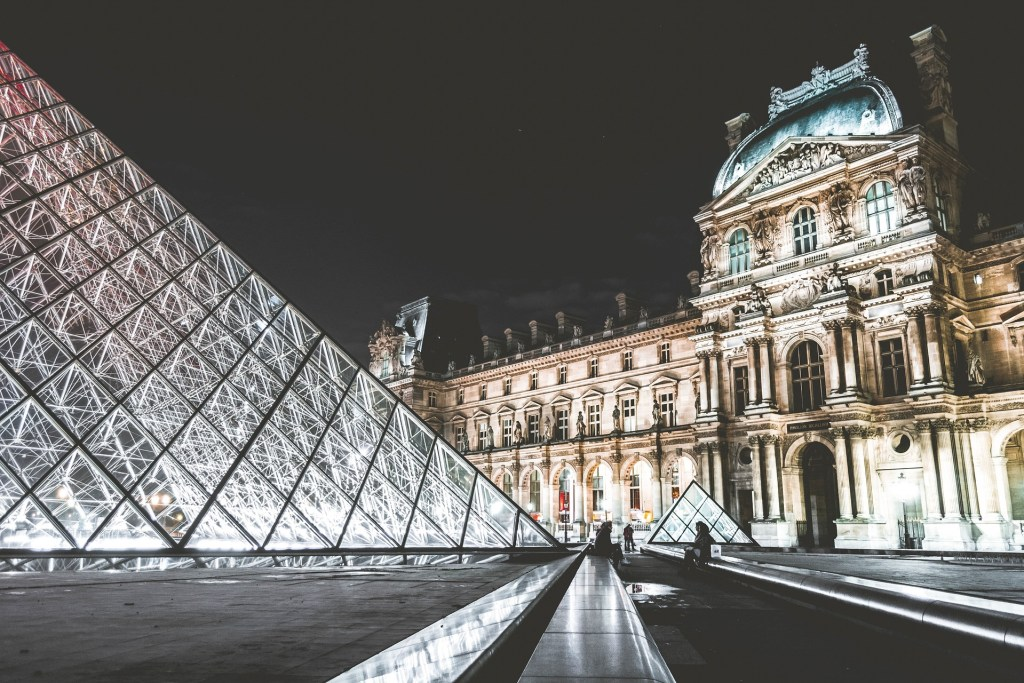 Louvre in Paris- travel in retirement