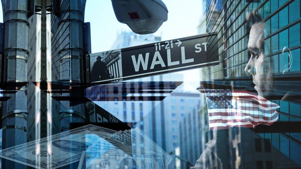 Wall Street - stock market