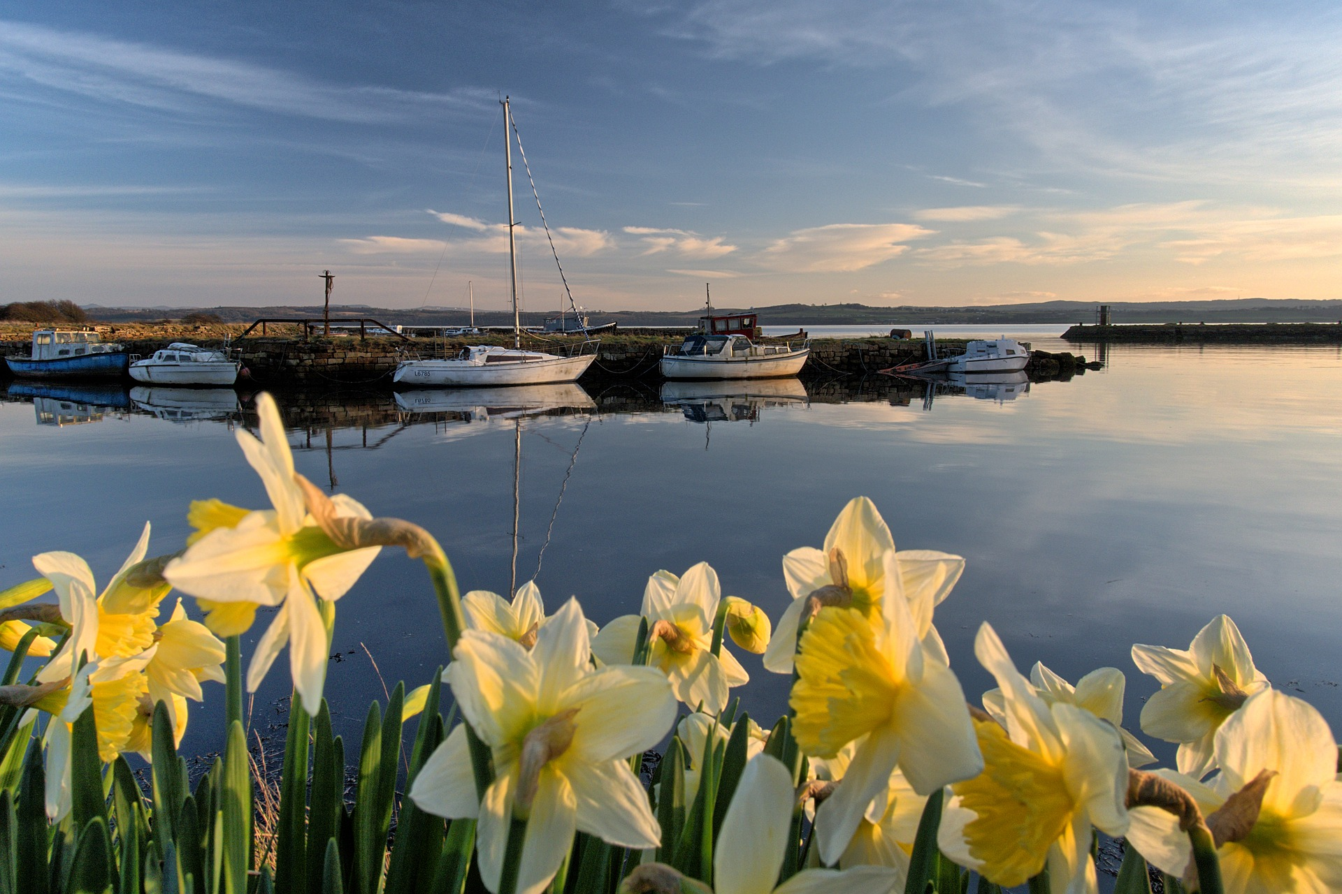 lake-boats-flowers-retirement planning and retirement expenses