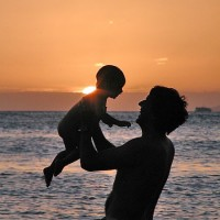 Kaimana Beach is a favorite of local families and children.