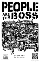 people are the boss