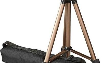 AmazonBasics – Treppiedi leggero, 127 cm