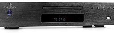 Auna AV2-CD509 – Lettore CD MP3 Hi-Fi , radioricevitore Radio FM, USB , 40…