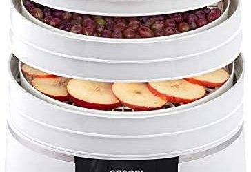 COSORI Essiccatore Alimentare Frutta e Verdura 450W, Disidratatore per…