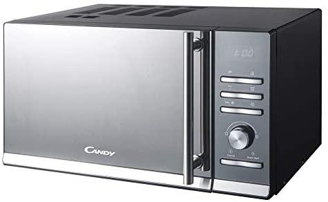 Candy CMGE20BS Forno a Microonde con Funzione Grill, 900 W, 20 Litri,...