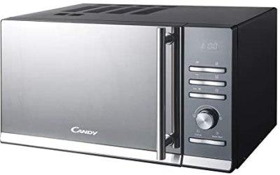 Candy CMGE20BS Forno a Microonde con Funzione Grill, 900 W, 20 Litri,…