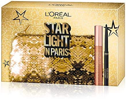 L'Oréal Paris MakeUp Cofanetto Idea Regalo Donna Occhi, Mascara...