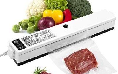 Macchina Sottovuoto per Alimenti, iLmyh Sigillatore Automatico Sottovuoto…