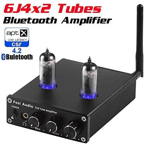 Neoteck Amplificatore Audio Stereo con 6J4 Tubi a Vuoto Ricevitore...