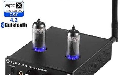 Neoteck Amplificatore Audio Stereo con 6J4 Tubi a Vuoto Ricevitore…
