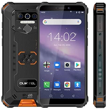 OUKITEL WP5 Rugged Smartphone in Offerta, Batteria 8000mAh, Display 5.5...