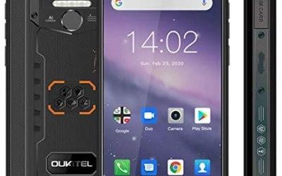 OUKITEL WP5 Rugged Smartphone in Offerta, Batteria 8000mAh, Display 5.5…