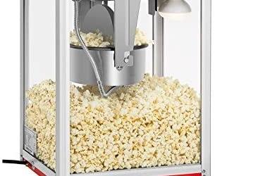 Royal Catering RCPR-1325 Macchina per Popcorn Professionale Popcorn Maker…