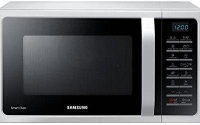 Samsung MC28H5015AW Forno a Microonde Combinato, funzione Yogurt, 900 W,…