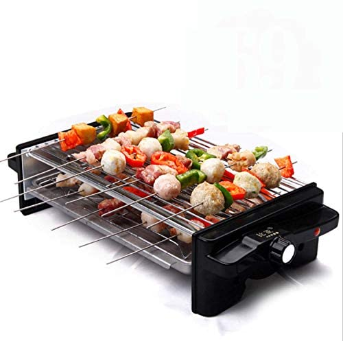 WJJJ New Korean Style BBQ Household Electric Barbecue Oven Non-Smoking...