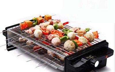 WJJJ New Korean Style BBQ Household Electric Barbecue Oven Non-Smoking…