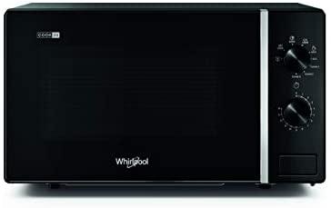 Whirlpool MWP 103 B Forno a Microonde Cook 20 + Grill, 20 Litri, Nero, con...