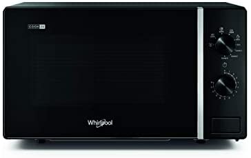 Whirlpool MWP 103 B Forno a Microonde Cook 20 + Grill, 20 Litri, Nero, con…