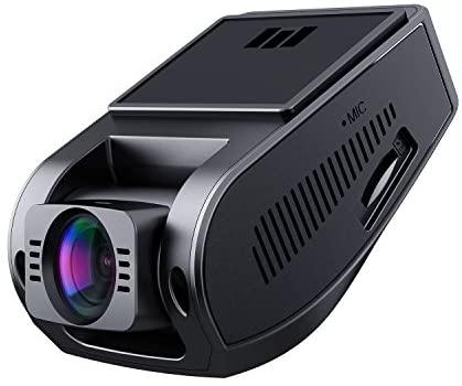 AUKEY Dash Cam Telecamera per Auto 1080p, Obiettivo Grandangolare di 170...