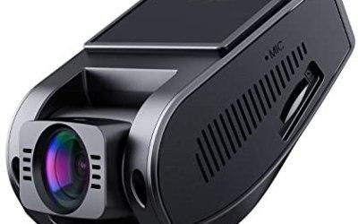AUKEY Dash Cam Telecamera per Auto 1080p, Obiettivo Grandangolare di 170…