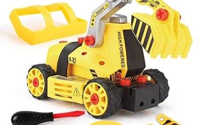 BeebeeRun Giocattoli Bambino 4 Anni,Costruzione per Bambini, Cars Auto…