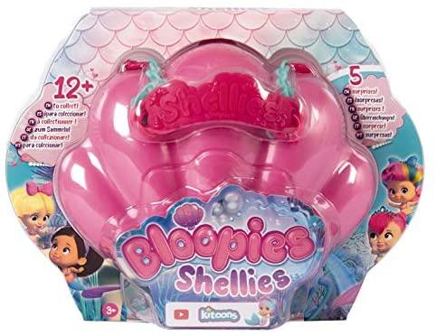 IMC Toys - Bloopies Shellies Personaggi Assortiti a Sorpresa Giocattolo per...