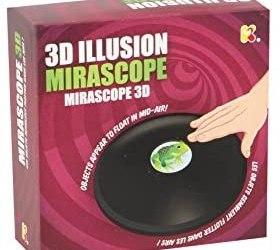 Keycraft Ltd Mirascopio 3D Specchio olografico