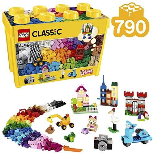 LEGO Classic Scatola Mattoncini Creativi Grande per Liberare la Tua...